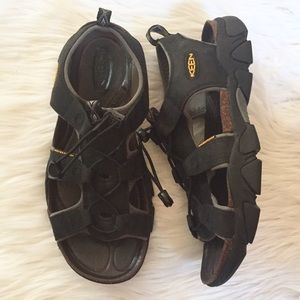 Keen Black / Gargoyle Sarasota Sandals Women